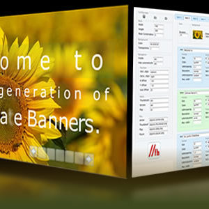 Banner Rotator AS3 + Configurator – by flashhorvath