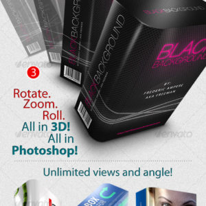 Real 3D Box Generator & Template! – by artbees