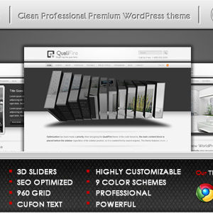 QualiFire WordPress Theme – by internq7