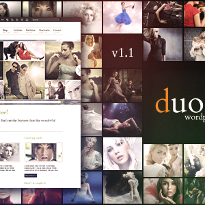 Duotive Three – Complete WordPress Template – by duotive