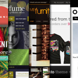 7 Fresh Magento Retail Theme Templates