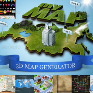 21 Create Your Own Map – Elements and Templates