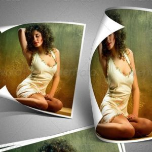 30 Photo Effects – Photo Edge Flip
