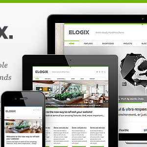 ELOGIX – Responsive Business WordPress Theme