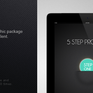iFolio – Portfolio After Effects Template
