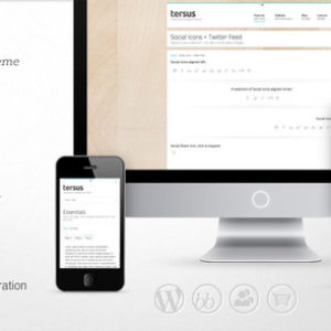 Tersus – Responsive WordPress Theme
