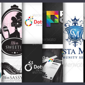 21 Affordable Stock Logo Templates
