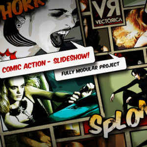 Comic Action – Slideshow