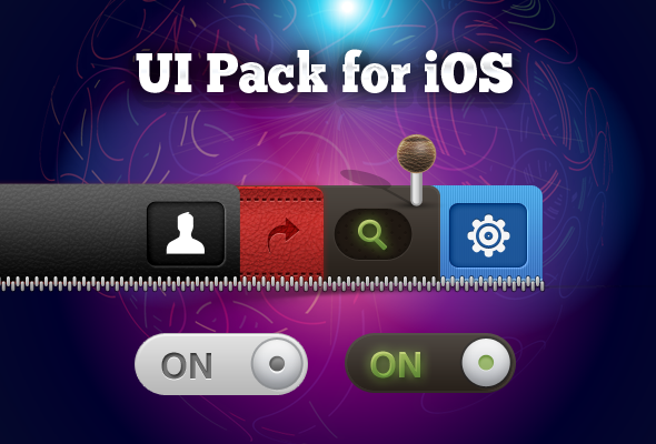 UI Pack for iOS