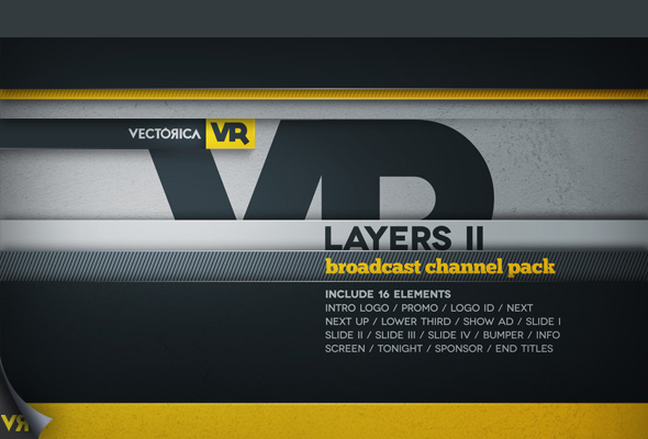Layers II – Broadcast Channel Pack