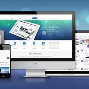 The7 — Responsive Multi-Purpose WordPress Theme
