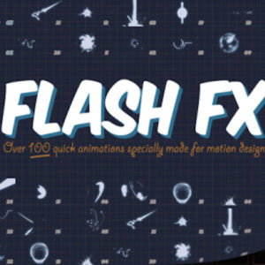 Flash Fx – Animation Pack – After Effects