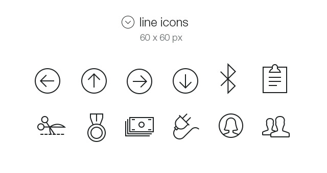 Tab Bar Icons iOS 7 Vol5-1