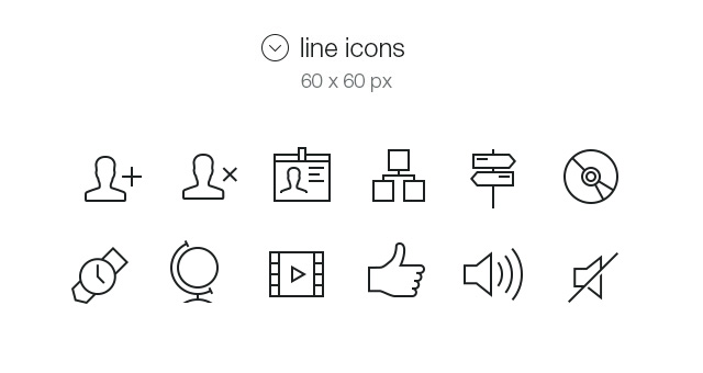 Tab Bar Icons iOS 7 Vol5-2