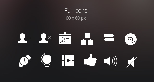 Tab Bar Icons iOS 7 Vol5-6