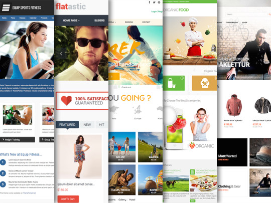 10 Best Retail / Business Shop Joomla CMS Themes