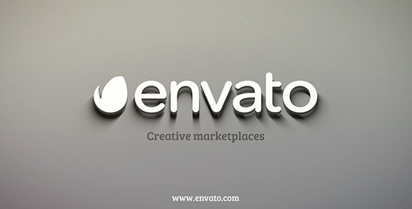 Minimal Corporate – Logo Reveal – After Effects Template