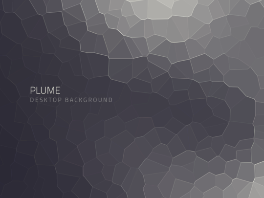 Plume Free Background