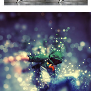 Shimmer Photoshop Action – Photography Effect