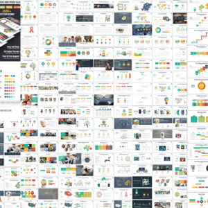 40,000+ Slides – Best PowerPoint and Keynote Presentation Templates