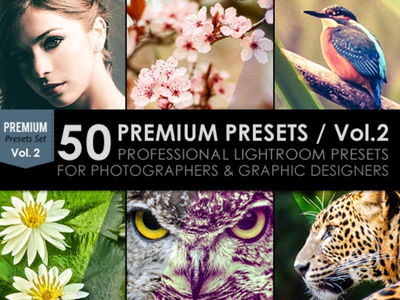 50PremiumLightroomPresets_Vol2_byPrismaDesign