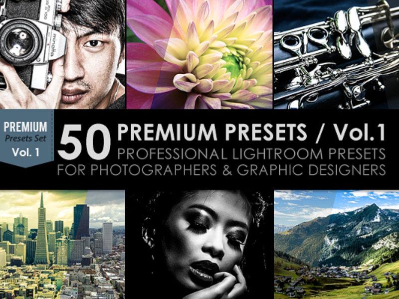 50PremiumLightroomPresets_by PrismaDesign