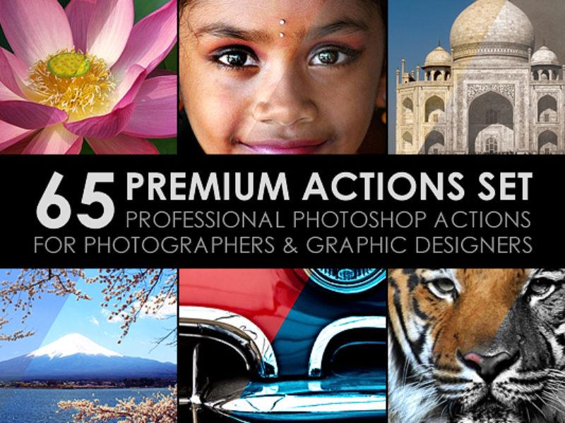 65_Premium_Actions_Set