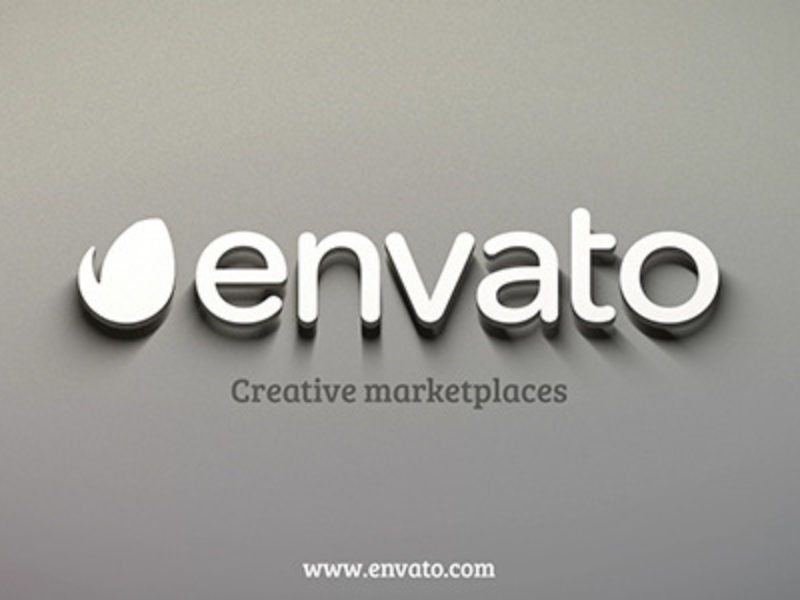 Minimal Corporate - Logo Reveal