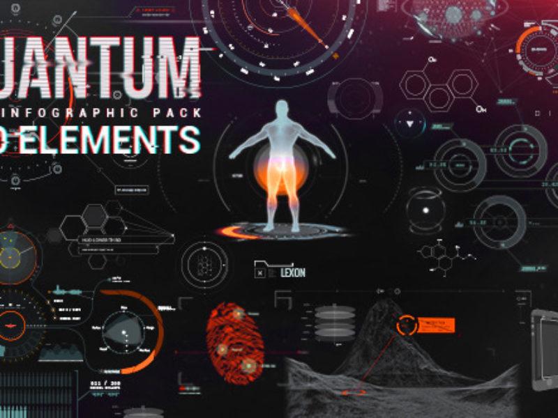 Quantum HUD Infographic1