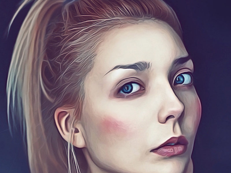 Realistic Painting Effect V2 - Painting Action2