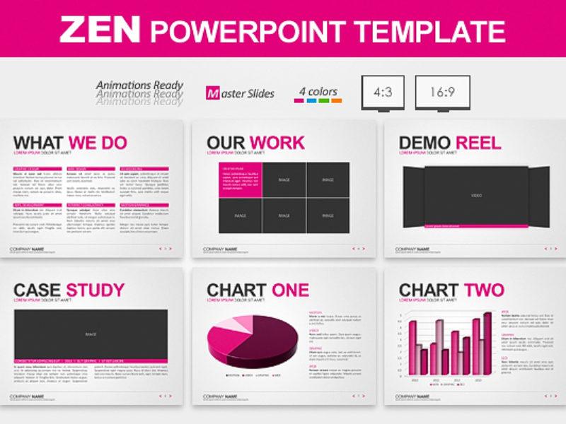 Zen_Powerpoint_template
