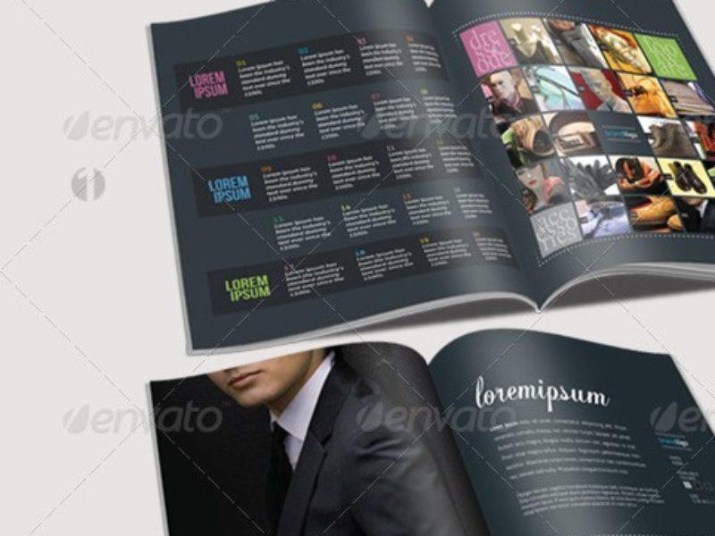 catelog-brochure-template