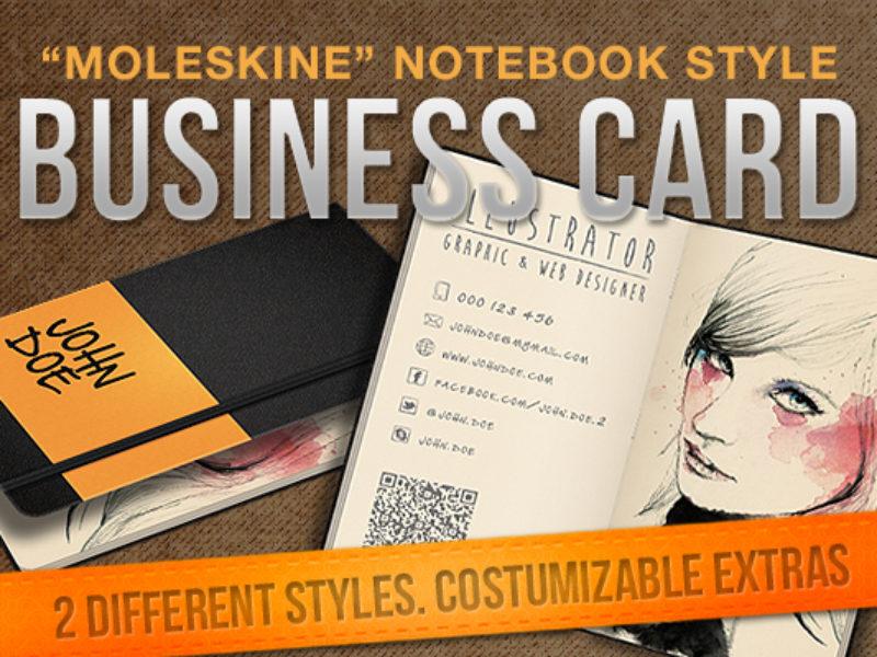 notebookBCard