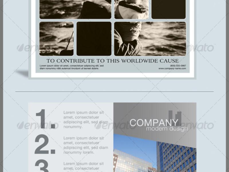 Print Ad Templates - by CursiveQ